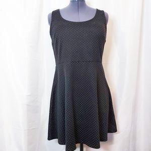 H&M Skater Style Dress Size L